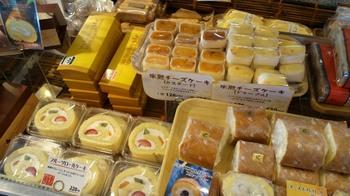レフィーユブティック赤塚店・スイーツ